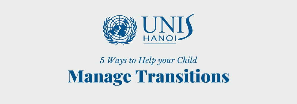 5 Ways to Help Your Child Manage Transitions header image