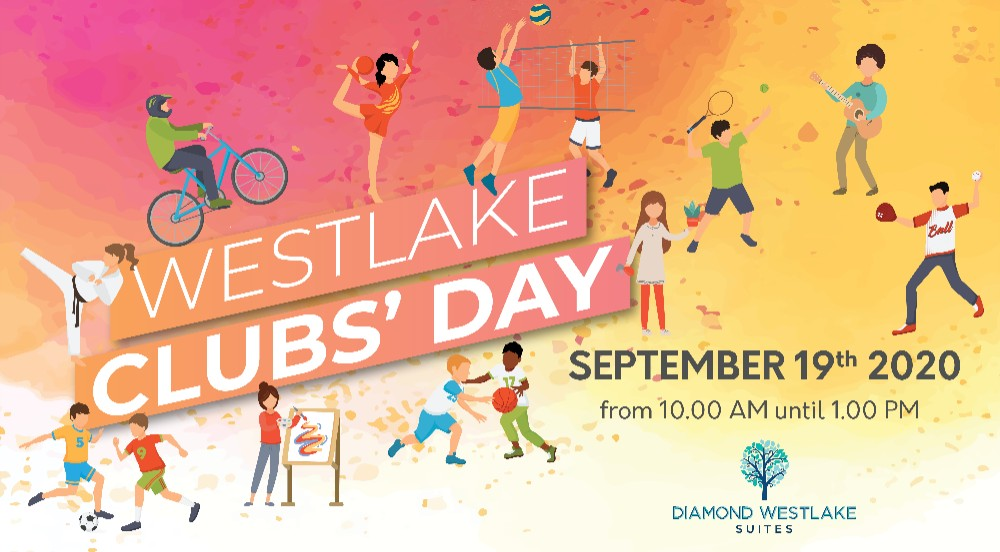 Westlake Club's Day brought to you by Hanoi Diamond Westlake Suites! header image