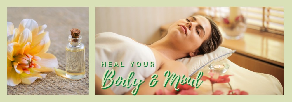 Heal your Body, Relax your Mind header image
