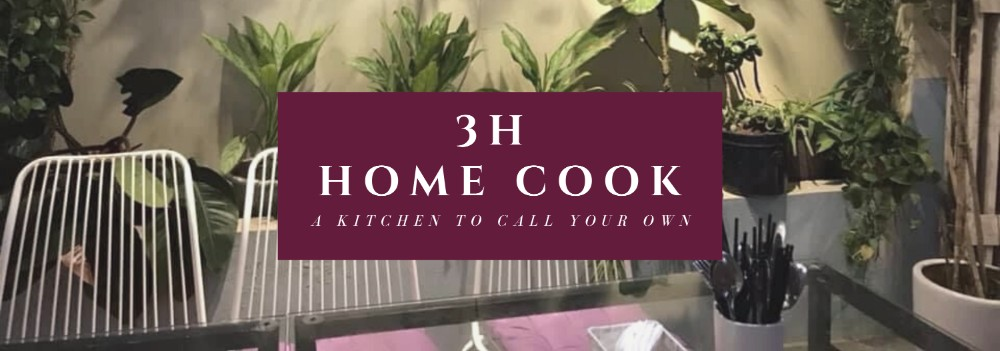 3H Home Cook - A Kitchen to Call Your Own! header image