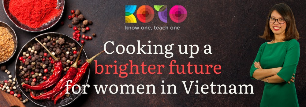 Cooking up a brighter future for women in Vietnam header image